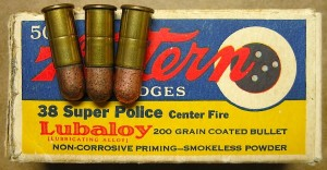 .38 Super Police
