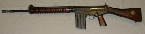 Protótipo de FN FAL em .280 British.