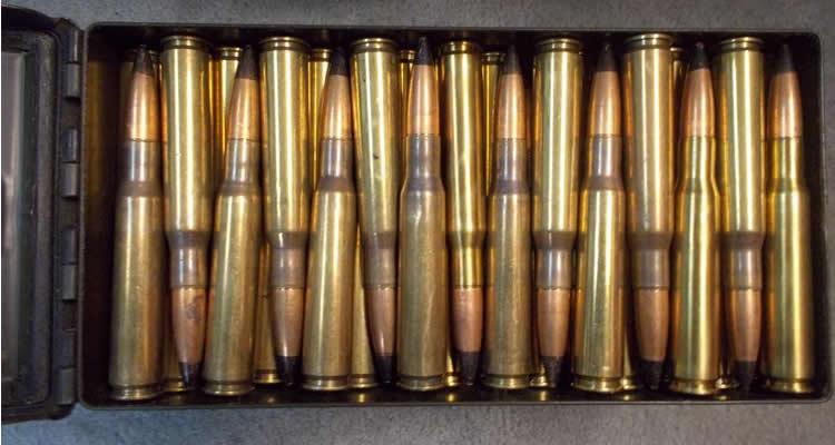 CALIBRE DA SEMANA: .50 BMG