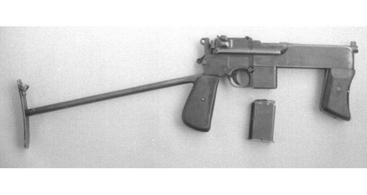 PASAM a Mauser C96 Brasileira