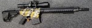 Fuzil NEMO Arms Omen RECON .300 Winchester Magnum
