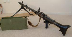 MG 34, metralhadora que antecedeu a MG 42